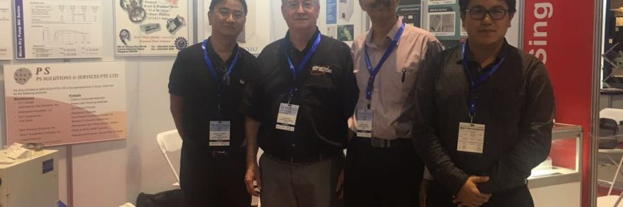 PSECE 2017 – ITS had a great show